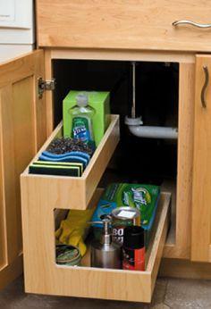 sink organizer