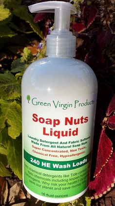 Giveaway http://www.thereviewstew.com/2014/09/soap-nuts-liquid-and-moringa-tea.html