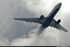 Delta Airines A330-323  Photographer Dan Krans