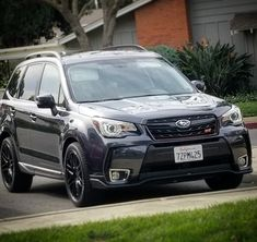 My 2018 Forester XT Touring (inspired by the Australian Domestic Market STI tS)