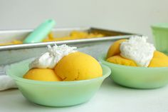 mango sorbet big girls small kitchen