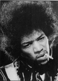 Jimi Hendrix @ The Forest Hills Tennis Stadium, 1967