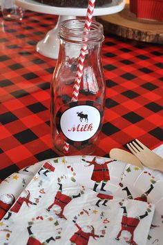 Table setting from a