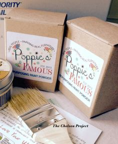 Poppie's Paint Powder Review | TheChelseaProject.com