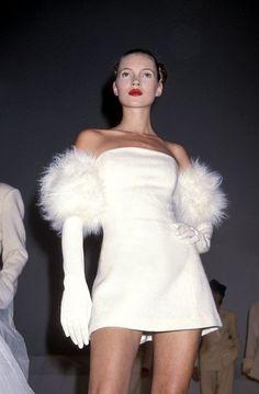 Kate Moss, Isaac Mizrahi 1994  Via Tumblr:  kate, jam & diamonds