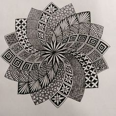 from @meena.doodling - Second Mandala #doodleartenthusiasts #aartistic_dreamers #doodlearts #worldofartists #learnzentangle #arts_help #doodlegalaxy #mandalaplanet #doodleartenthusiasts #doodledrawing #letstanglehere #zentangle#featuredmandalas #zendoodleart_feature #blackzentangle #letstanglehere #artisticdreamerss #zenartweekend #artscrowds #_artistfeature_ #blackworkillustrations #blackworknow #simplycooldesign #royaleartfeatures #iblackwork #blackshowcase #blackflashwork #blxckmandalas
