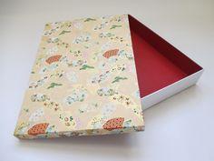 Kasten, Box, Schachtel, Chiyogamiepapier von your_paperqueen auf DaWanda.com