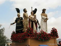 La Imaginería de la Semana Santa de Hellín