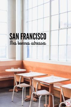 Guide restaurants à San Francisco. San Francisco City, San Francisco Travel, Visiter San Francisco, North And South, Voyage Usa, San Francisco Restaurants, National Parks Usa, San Fransisco, Road Trip Usa