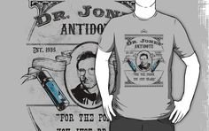 "Dr. Jones' Antidote: ""for the poison you just drank"""