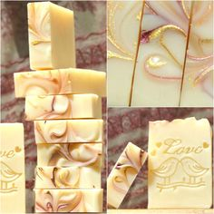 Personalised Wedding Favour Soaps Palm Free Vegan by Aromawakening