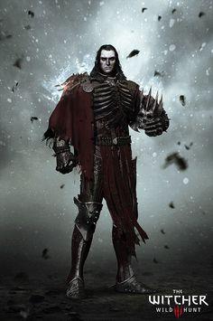ArtStation - The Witcher 3: Eredin