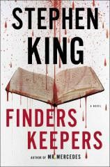 "Read ""Finders Keepers A Novel"" by Stephen King available from Rakuten Kobo. The second book in Stephen King's Bill Hodges trilogy (Mr. Mercedes, Finders Keepers, End of Watch), an AT&T Audience Or. Stephen King It, Steven King, I Love Books, Great Books, Books To Read, Big Books, Amazing Books, Thriller Books, Mystery Thriller"