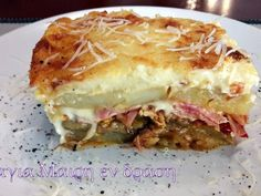 Cookbook Recipes, Cooking Recipes, Lasagna, Sandwiches, Food And Drink, Chicken, Dinner, Ethnic Recipes, Tips