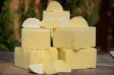 Sanga natural: Jabon de Limon
