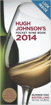Hugh Johnson's Pocket Wine Book 2014: Hugh Johnson: 9781845337445: Amazon.com: Books