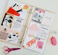Project Life Freebies, Pocket Scrapbooking, Die Cut, December Daily, Life Inspiration, Photo Book, Mini Albums, Diy And Crafts, Art Journaling