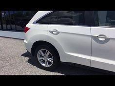 2014 Acura RDX Jacksonville St Augustine Ponte Vedra Palm Valley Fernandina Beach FL JC061824Q