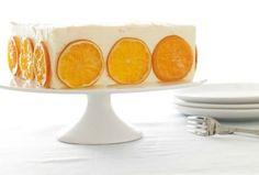 Orange Honey Cake with Orange Mousse. What a Rosh HaShannah Honey Cake! Orange Mousse, Orange Zest, Jewish Recipes, Sukkot Recipes, Jewish Desserts, Creamed Honey, Double Boiler, Honey Cake, Deserts