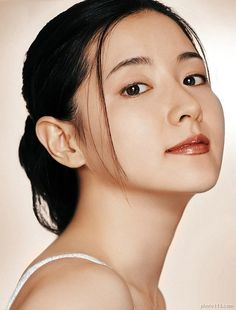 natural beauty Lee young-ae