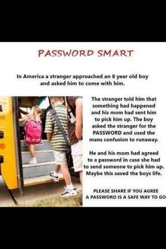 I will do this with my kids