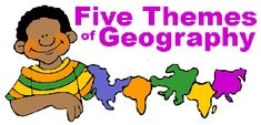 Free Powerpoints - Five Themes of Geography