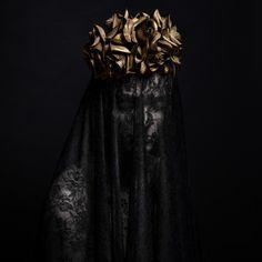 Martina Nemčeková - Silvia Repová - stylist is photog - headpiece Paula - ast Martin Fatrdia - Black Widow 2