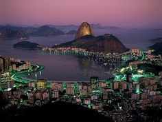 Sugarloaf Mountain Rio de Janerio, Brazil
