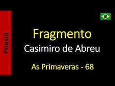 Casimiro de Abreu - 68 - Fragmento