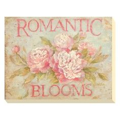 Shabby Chic Art ❤ liked on Polyvore