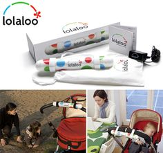 Lolaloo Turns Strollers into Rockers | Craziest Gadgets