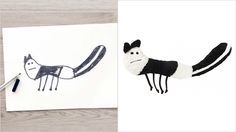 IKEA přeměnila dětské kresby v plyšové hračky : Marketing journal
