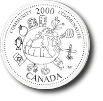 Canadian Coin Collection: December - 2000 Millenium Collection