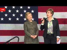 Clinton campaign   Wisconsin   Enthusiasm   Campaign