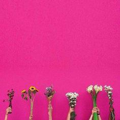 Seja mais que bem-vindo, Outubro Rosa ❤ via @nataliaaaviana