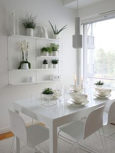 50 Amazing Dining Room Decoration Ideas For Open Kitchens #