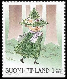 Snufkin delivers your mail
