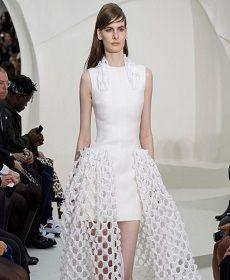 Christian Dior κολεξιόν haute couture 2014