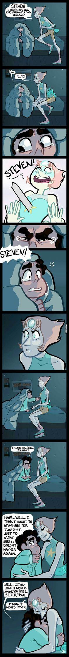 Bad dream (Animation  : Steven Universe) - 9GAG