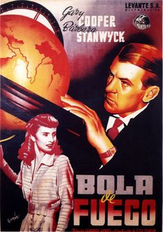 BOLA DE FUEGO - 1941