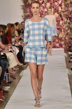 Oscar de la Renta Spring 2015 Ready-to-Wear Fashion Show: Complete Collection - Style.com #nyfw