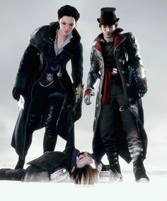 Find images and videos about jacob, assassin's creed and evie on We Heart It - the app to get lost in what you love. Dragon Age, Skyrim, Assassins Creed Jacob, Assassins Creed Cosplay, Jacob And Evie Frye, Cry Of Fear, All Assassin's Creed, Lady And Gentlemen, Cosplay Costumes