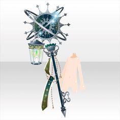 @trade | アストロロギアの星見杖 緑