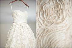 Amsale Wedding Dress {photo by http://www.luminairefoto.com/}