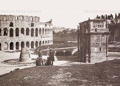Colosseo 1850 circa