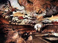 Lascaux Caves – Motignac, France; The location of some complex caves in southwestern France, it is more famous for its Paleolithic cave paintings, which were discovered by a teenager in the 1940s. The Paleolithic art, which is estimated to be 17,300 years old consists of images of large animals known to exist in the area due to fossil evidence.