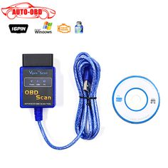 Vehicle Diagnostic Tool OBD2 OBD-II Vgate ELM327 USB OBD Scan USB Diagnostic Scanner Work With OBD2 Vehicle USB OBD2 Scan *** Visit the image link more details.