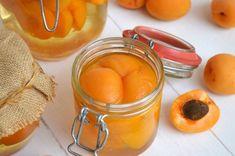Conserves d'abricots au sirop une recette facile, rapide et simple à réaliser avec votre thermomix en 30 minutes et à conservez 8 mois.