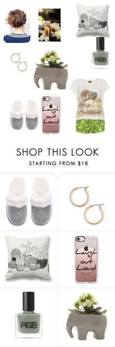 """""""Pj Party"""" by smileymonkey11 ❤ liked on Polyvore featuring Disney, Victoria's Secret, Nordstrom, Casetify, RGB and Chive"""