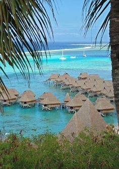 Sofitel Resort, Moorea, Tahiti